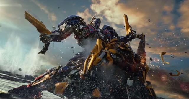 Filmes ruins Transformers: O Último Cavaleiro