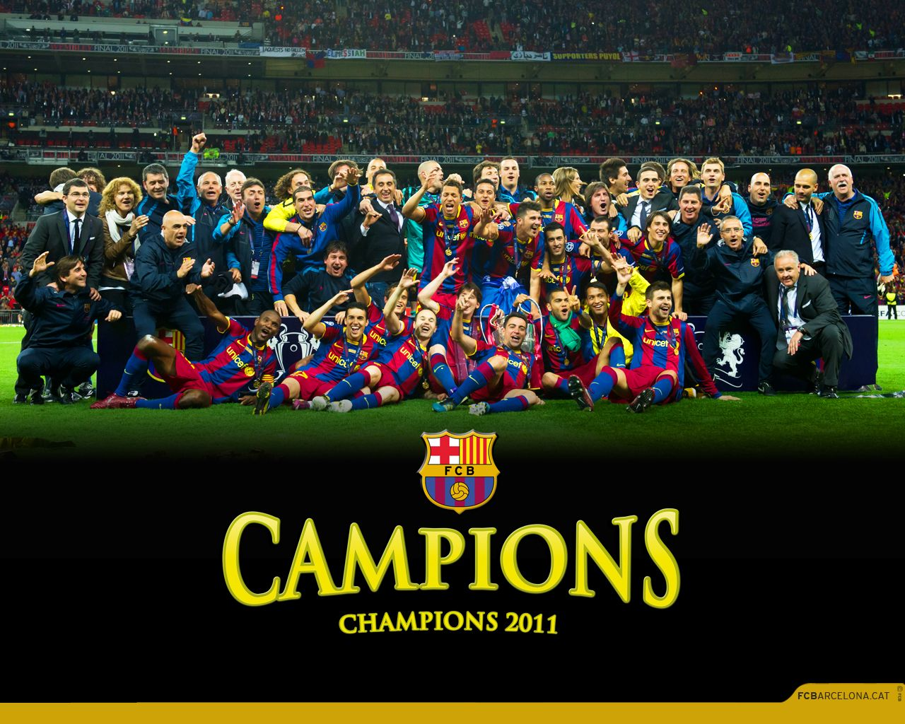 Wallpaper Barcelona Gambar Barca 2012 Wallpaper