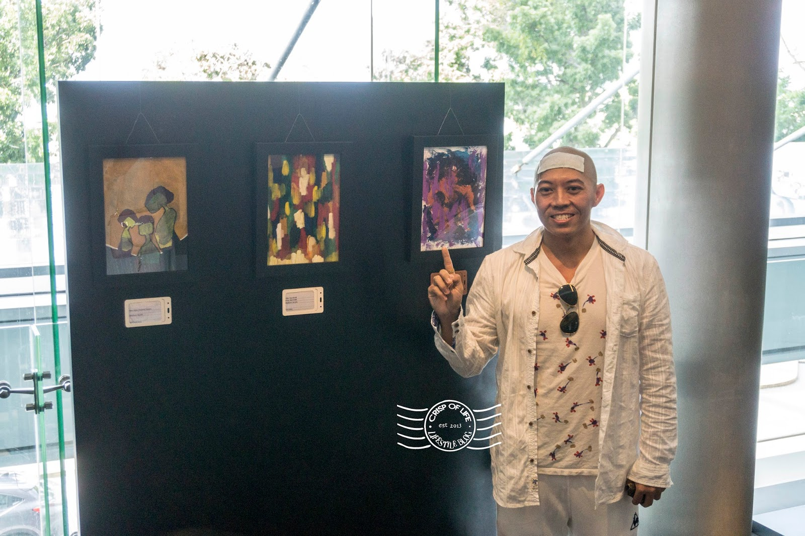 """G Lounge & G Art Gallery with """"Gems of Heirloom"""" Art Exhibition by George R.Tow @ G Hotel Gurney, Penang"""