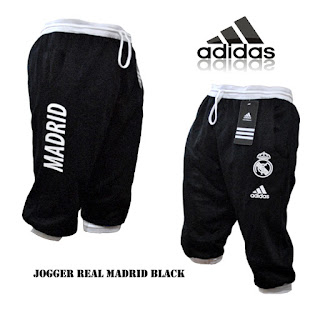 Celana Jogger Bola Real Madrid
