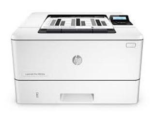 Picture HP LaserJet Pro M402dn Printer