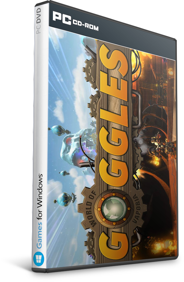DESCARGAR Goggles – World of Vaporia Multilenguaje (Español) (PC-GAME) MEGA