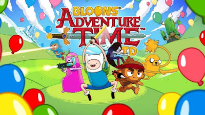 Bloons Adventure Time TD Mod Apk Download