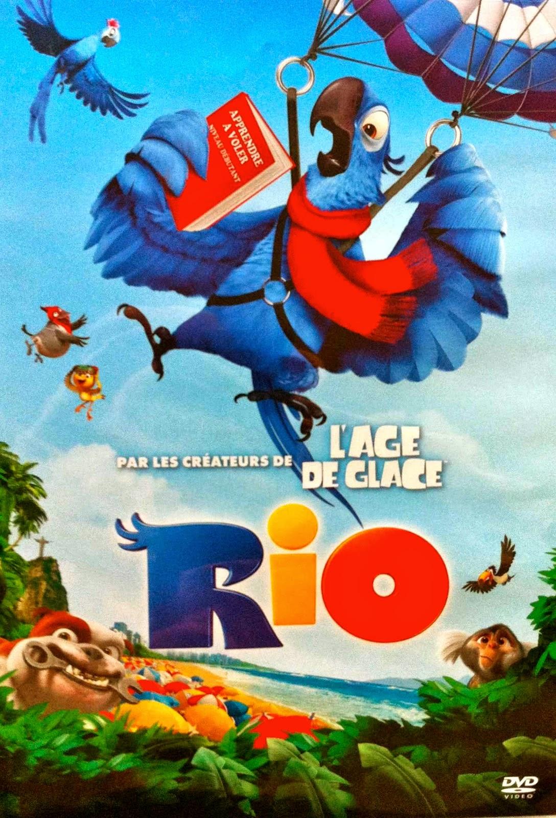 Dvd Rio