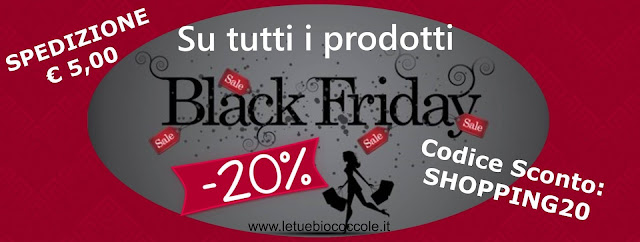 Promo e sconti Black Friday