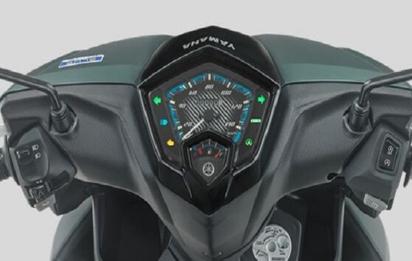 Spesifikasi Dan Harga Terbaru Yamaha All New Soul GT 2018 Facelift