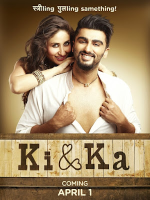 Ki & Ka (2016)Watch hindi movie online(Trailler)