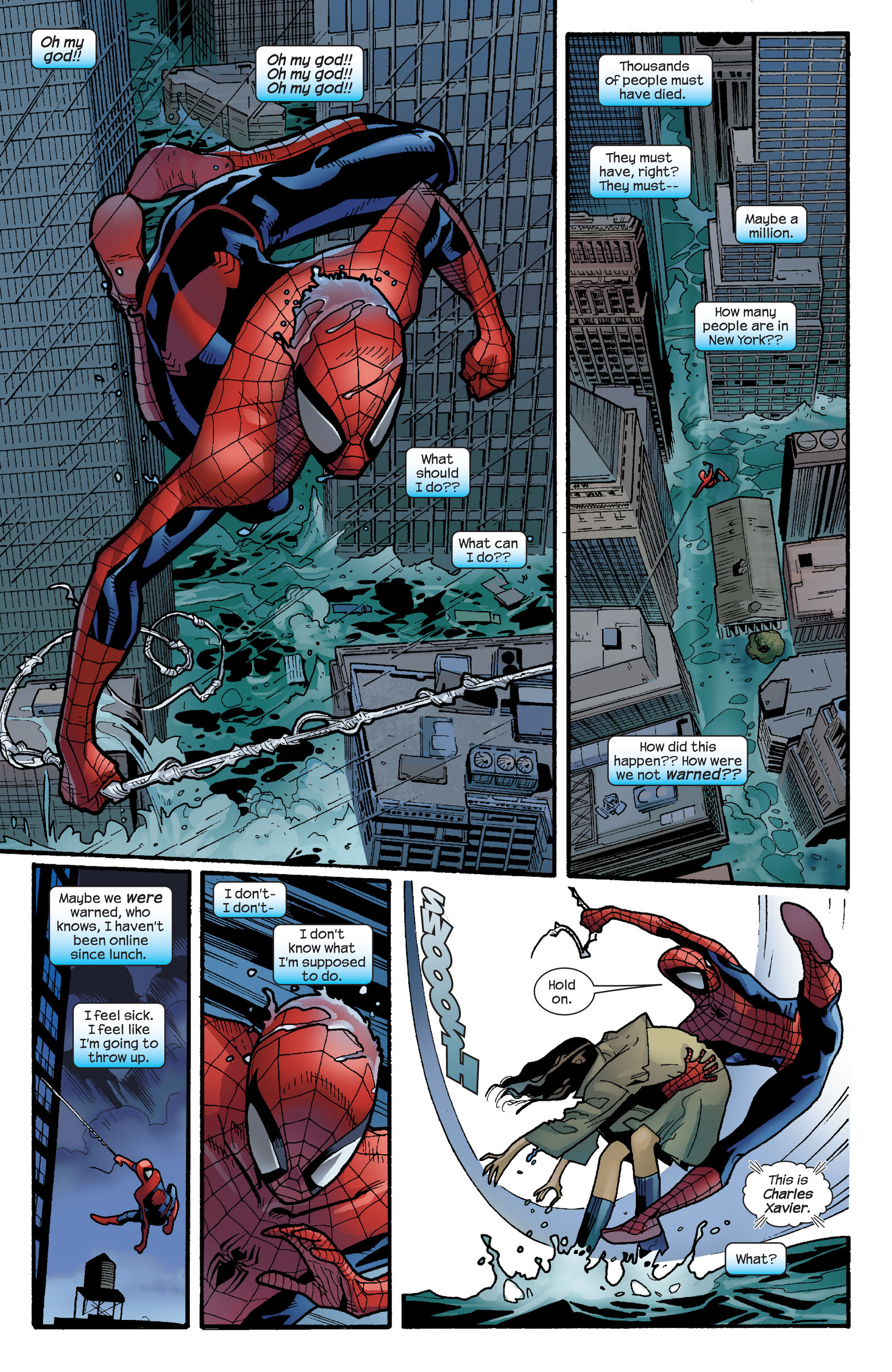 Read online Ultimate Spider-Man (2000) comic -  Issue #130 - 11
