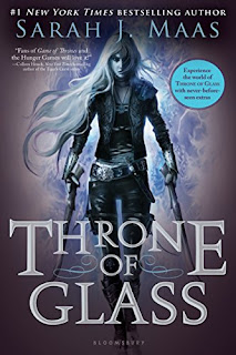 """Tween Book Group Reads """"Throne of Glass"""" for March 8, 2018"""