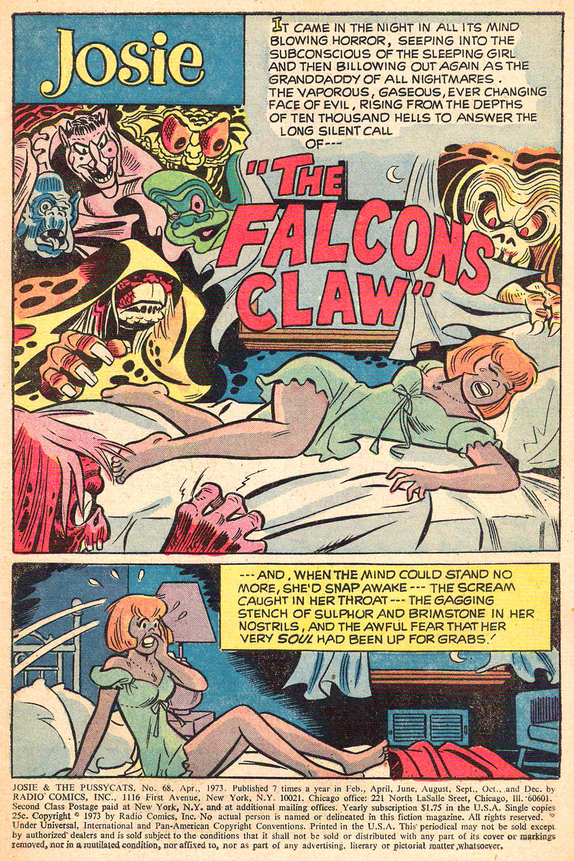 Read online She's Josie comic -  Issue #68 - 3