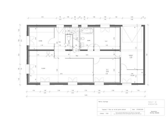 Cr er et coop rer droites parall les et droites perpendiculaires - Plan maison en ligne ...