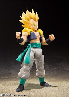 "Figuras: Abierto pre-order de S.H.Figuarts Super Saiyan Gotenks de ""Dragon Ball Z"" - Tamashii Nations"