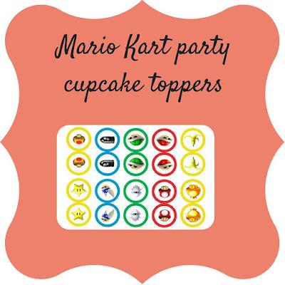http://keepingitrreal.blogspot.com.es/2014/05/mario-kart-cupcake-toppers.html