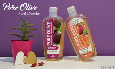 Pure Olive : soins cheveux corps