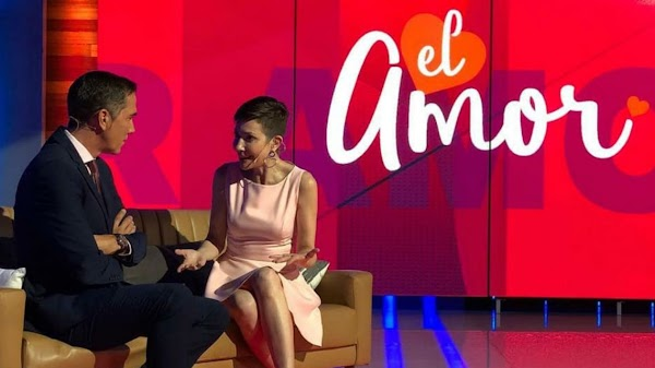 Rodolfo Barili y Cristina Pérez: Una novela que vende más que las novelas turcas