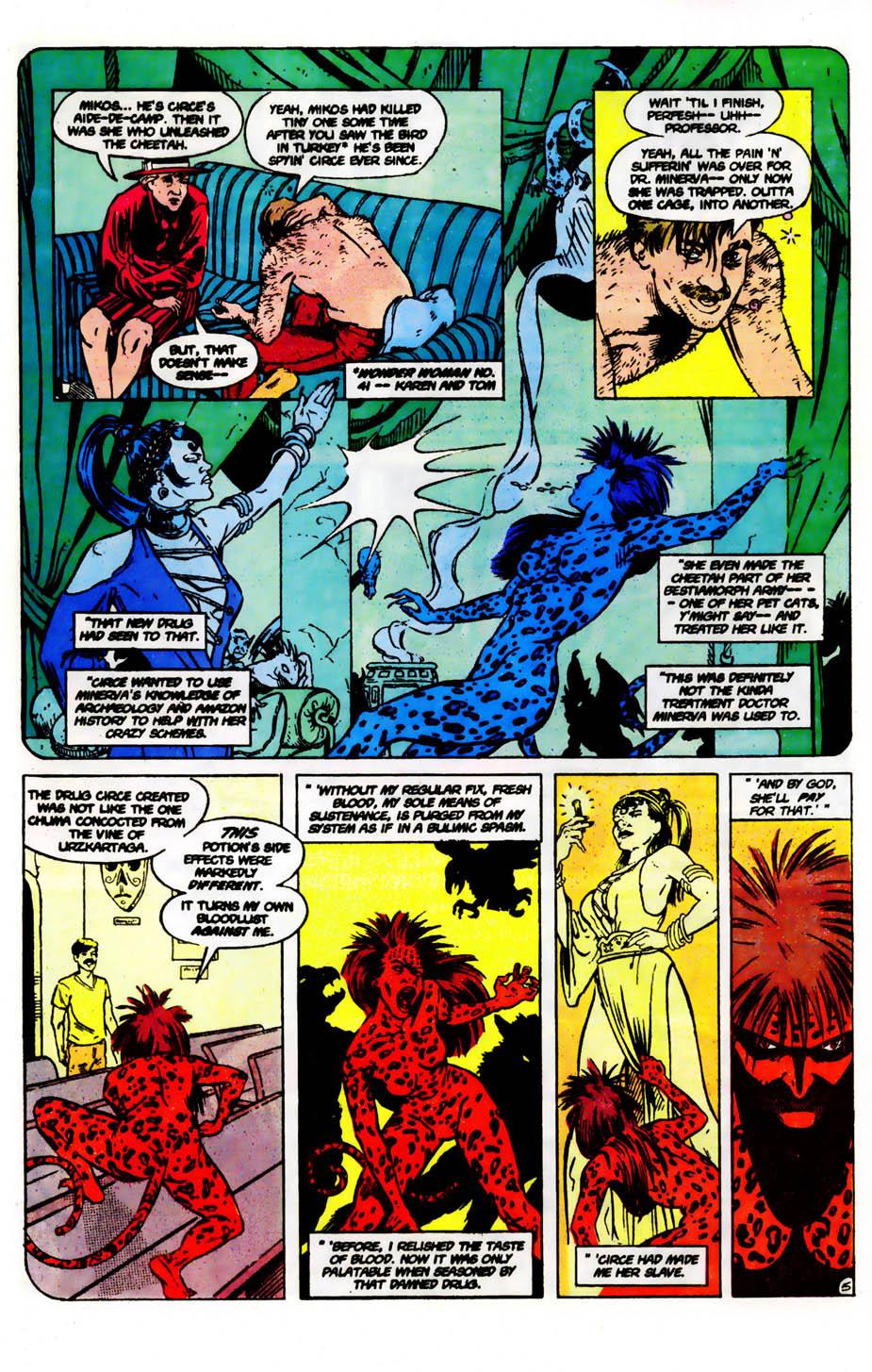 Read online Wonder Woman (1987) comic -  Issue #61 - 7
