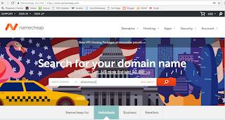Cara Membeli Domain Murah Namecheap dengan Menggunakan Paypal Unverified