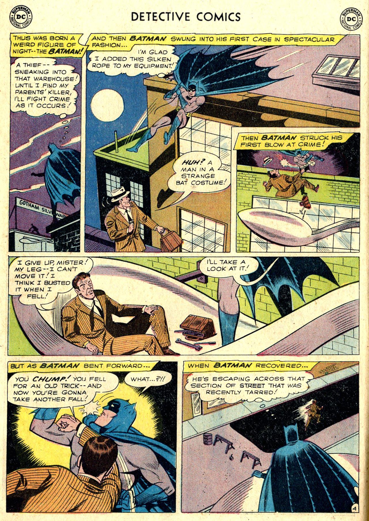 Read online Detective Comics (1937) comic -  Issue #265 - 6