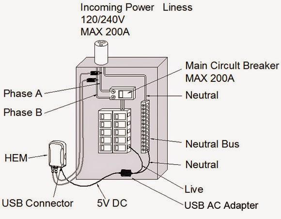 ac wiring 240 dryer wiring