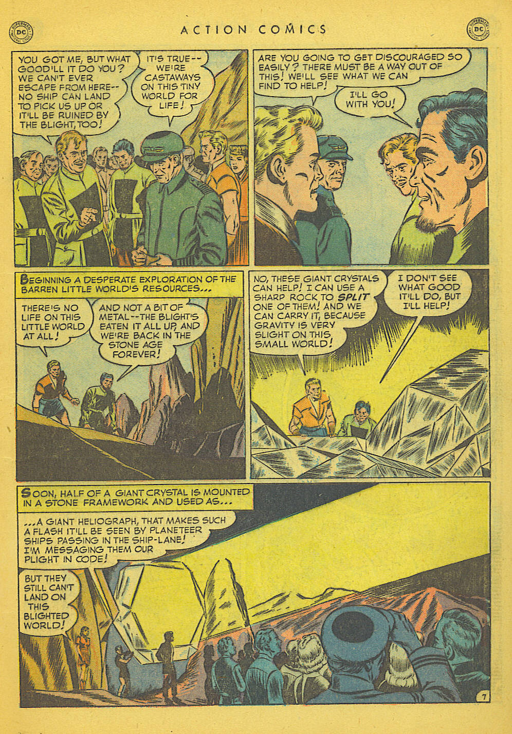 Action Comics (1938) 153 Page 19