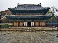 พระราชวังชางด๊อกกุง (Changdeokgung Palace)