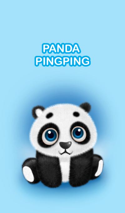 Panda Bule