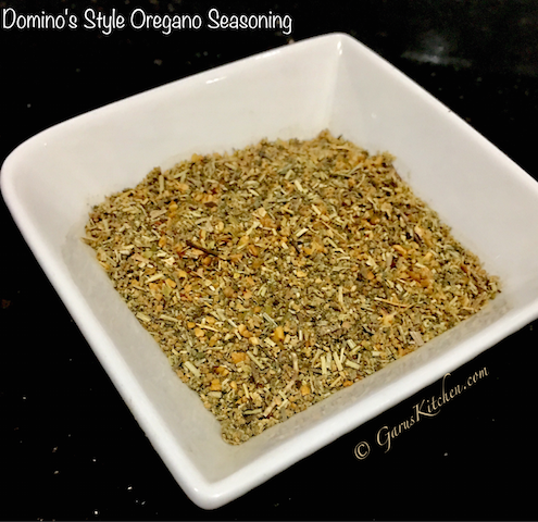Domino's style Oregano Seasoning