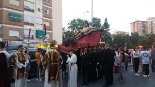 Hoy Sábado vuelve a su templo la Lanzada de Granada: Horarios e Itinerarios