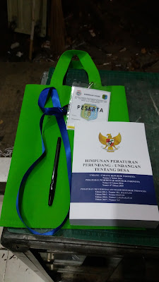 Jasa Cetak Paket untuk kelengkapan seminar 24 jam/Seminar Kit Jakarta