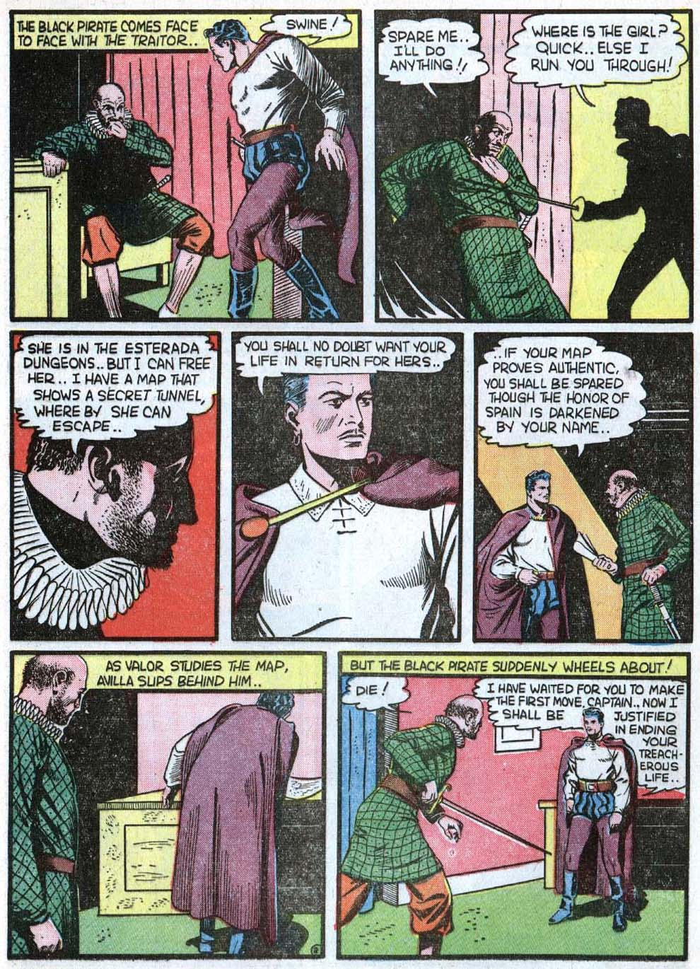 Read online Action Comics (1938) comic -  Issue #40 - 25
