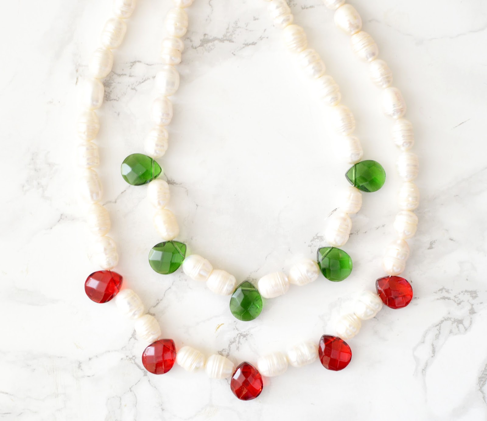 for fall necklace easy make it anthro opal diy blog strand