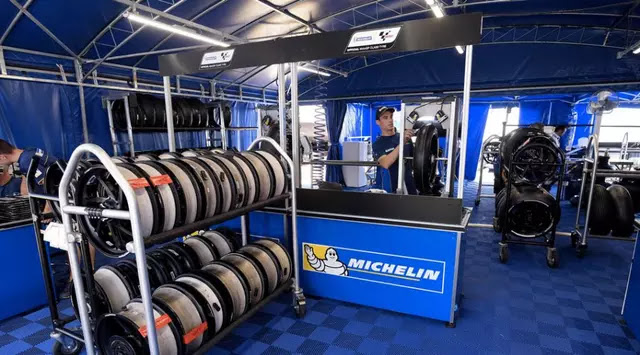 MotoGP - Sirkuit Sachsenring: Tantangan Baru Buat Michelin
