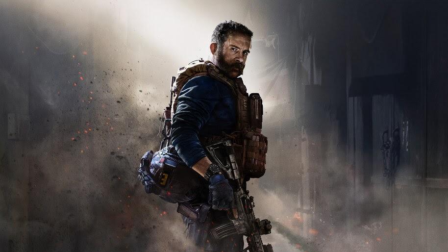 Cod Modern Warfare Captain Price 2019 4k Wallpaper 51328