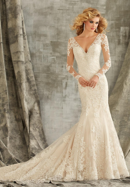 v%2bneck%2btpet%2blace%2bwedding%2bdress%2bwith%2billsuion%2blong%2bsleeves