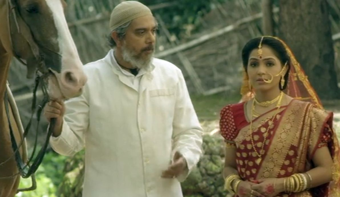 """The Film Sufi: """"The Story of a Muslim Girl"""", Stories by Rabindranath"""