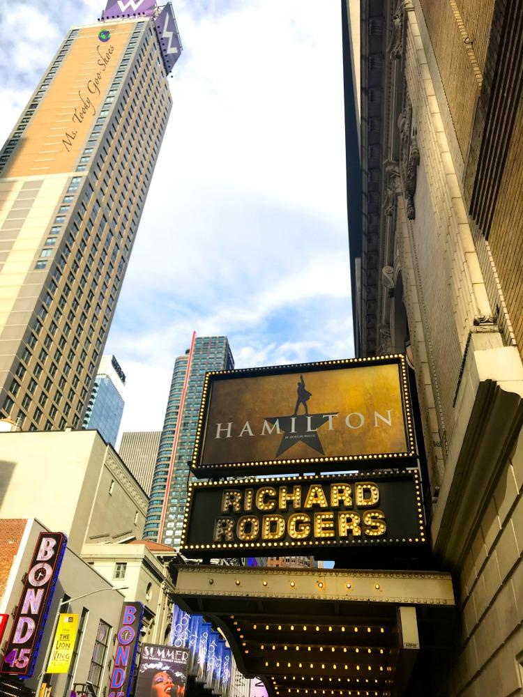Hamilton On Broadway | Ms. Toody Goo Shoes