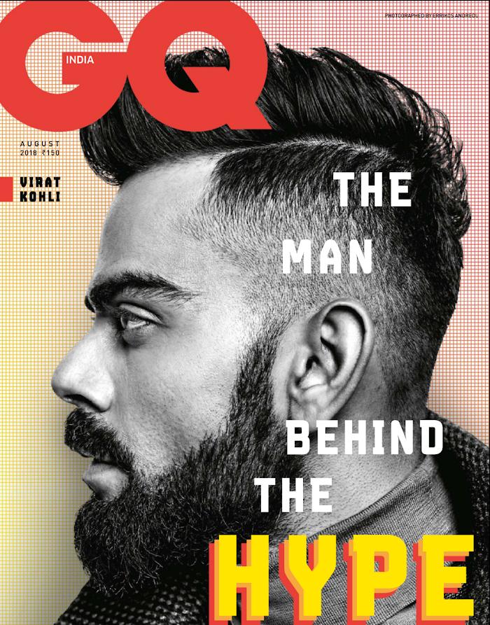 GQ India Magazine August 2018 Download PDF