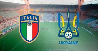 Италия – Украина прямая трансляция онлайн 10/10 в 21:45 МСК.