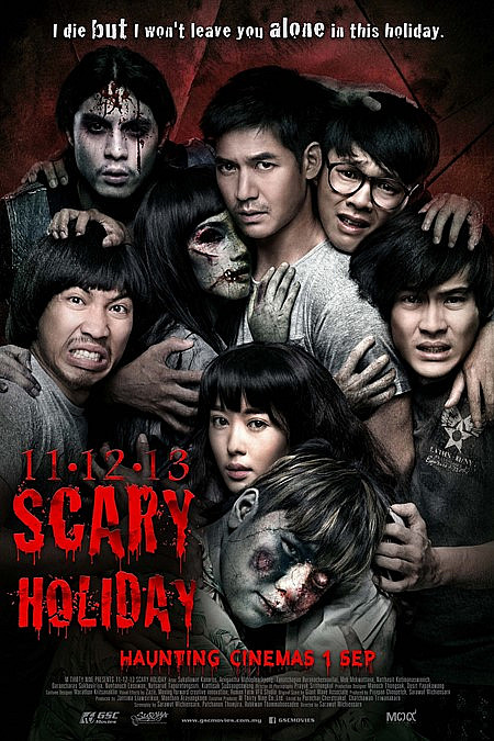 Sinopsis Film Horror Thailand 11 12 13 Scary Holiday