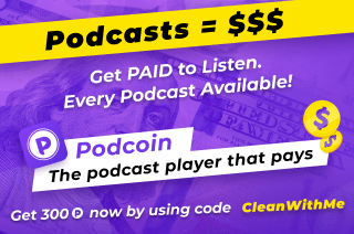 Get paid to listen to podcasts!