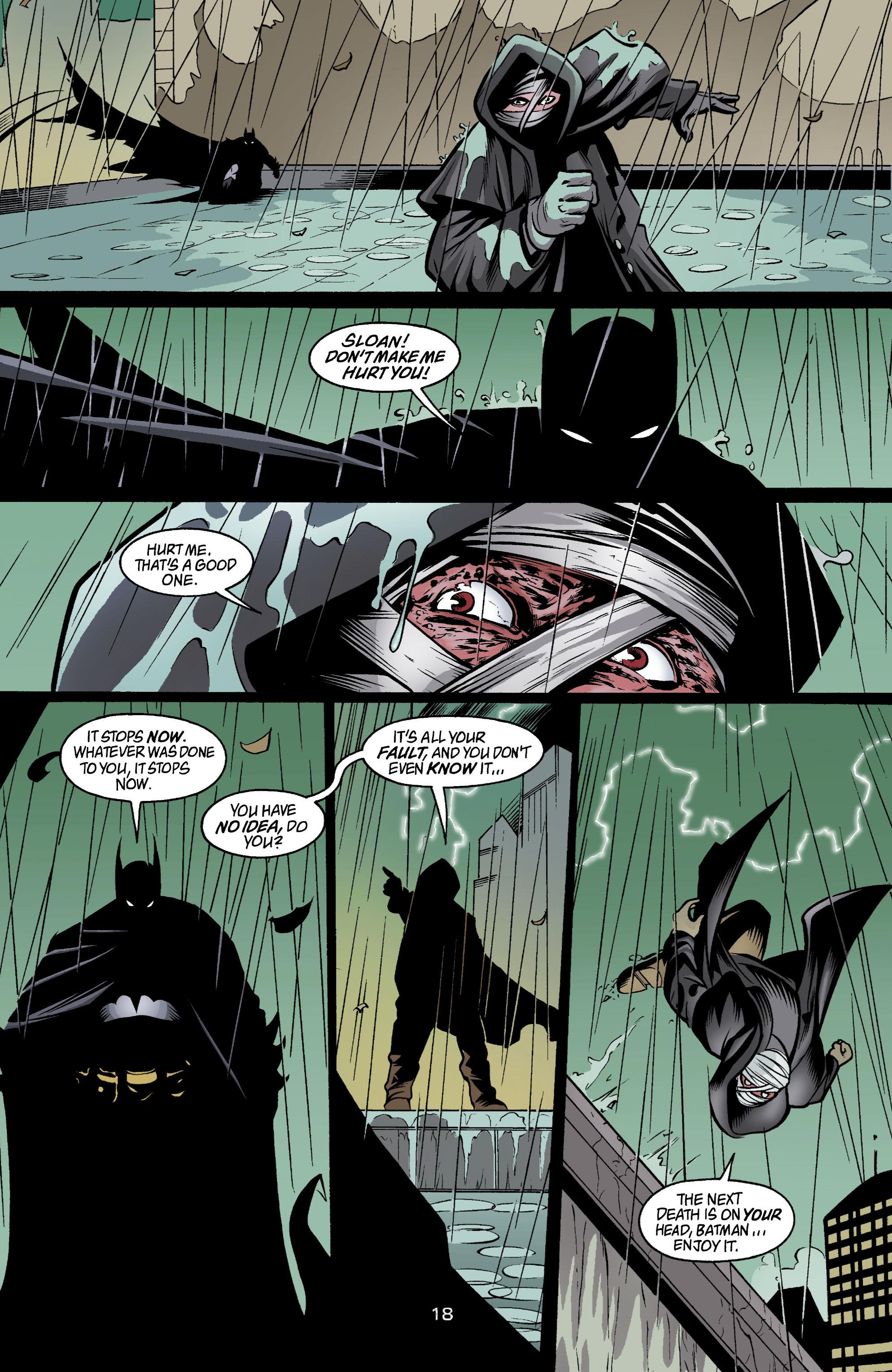 Detective Comics (1937) 779 Page 18