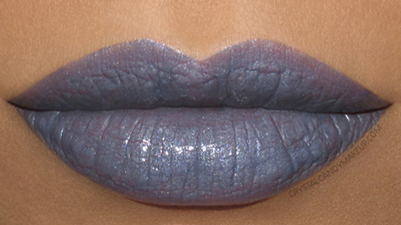 Urban Decay Vice Lipstick Vintage Swatch UV-B