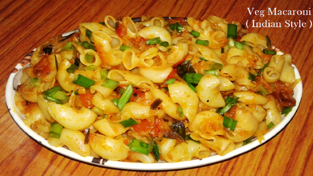 Macaroni Pasta Recipe