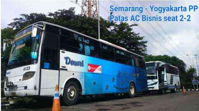 Damri Semarang : Ini Jadwal ke Jogja, Pati, Magelang & Lainnya