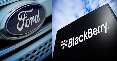 Ford and Blackberry