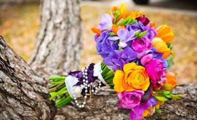 Những mẫu hoa cưới cô dâu ngày cưới đẹp nhất 3