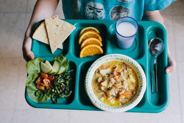 Ξεκίνησε το πρόγραμμα «Σχολικά Γεύματα»