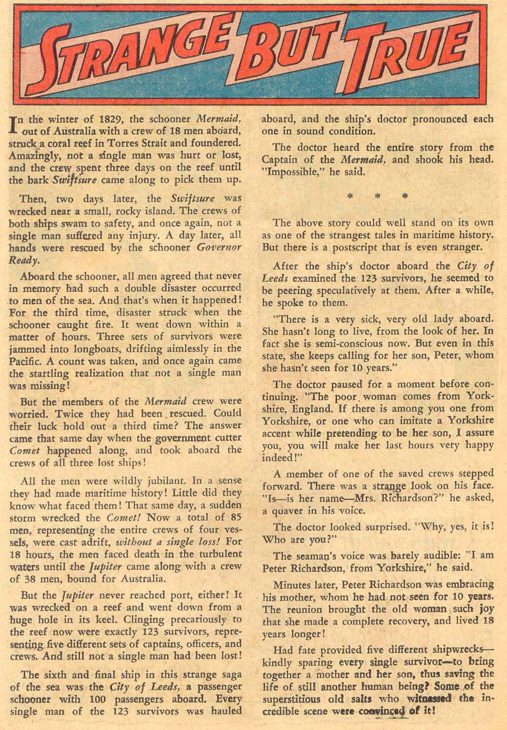 Strange Adventures (1950) issue 180 - Page 22