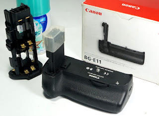 Canon BG E11 for 5D Mark III 2nd