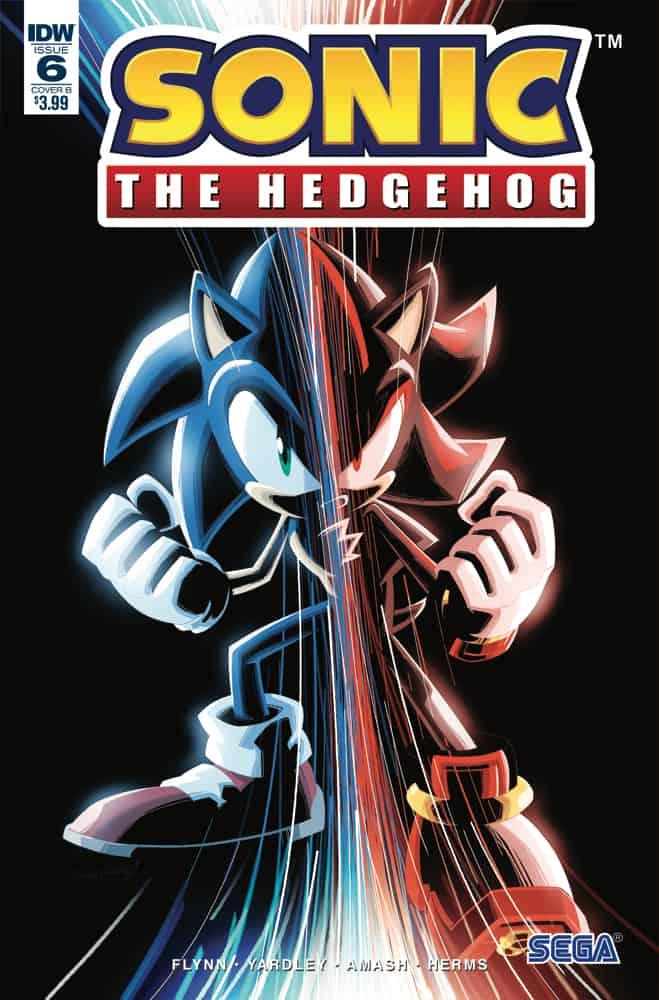 Weird Science Dc Comics Sonic The Hedgehog 6 Review